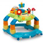 Lil'Play Station 4-in-1 Activity Walker