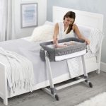 Co-Sleeper By the bed city sleeper Deluxe Bassinet