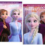 Frozen 2 80pg Coloring Book 2 Asstd.
