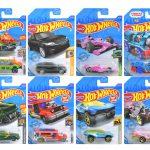 Mattel DP Hot Wheels Assorted Cars