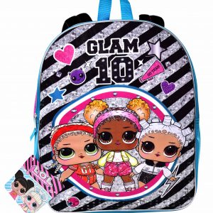 LOL 15″ Backpack with Plain Front