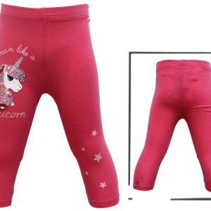Girls Unicorn Legging