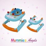 3 level Seat Bear Baby Walker W/Sound