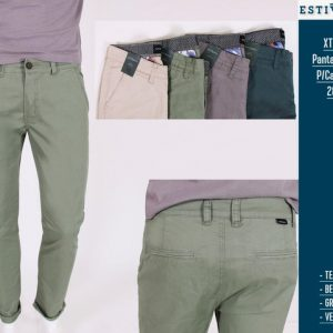 Elegant chino slim fit pant
