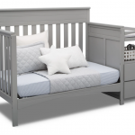 4-in-1 Convertible Crib N Changer