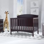 Rainbow 4-in-1 Convertible Crib
