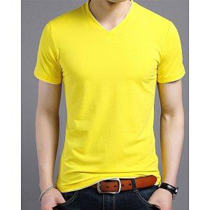 S/S V-Neck T-shirts