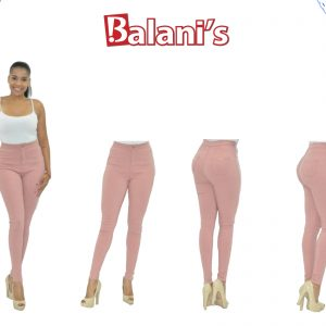 High waist stretchy pant