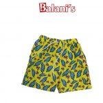 Floral beach shorts