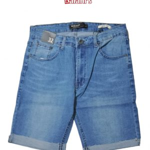 Folded Mens Jeans Short