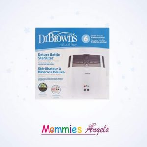 Dr. Brown's® Deluxe Baby Bottle Sterilizer