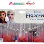 Frozen 2 Charm Bracelet 7″ with 2mm Metal Charms