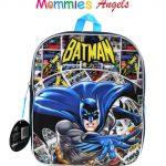 Batman 11″ Mini Backpack