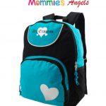 Air Express Heart School Bag