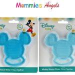Disney Mickey Water Teether on Card