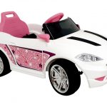 Princess Star Rechargeable Ride on Car