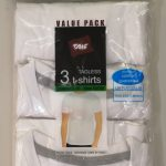 Value Pack 3 T-Shirts Round Neck