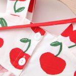 Apple Dress W/Headband