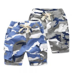 Boys Army Short