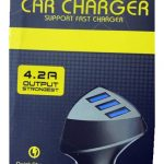 Car Charger Support Fast Charger