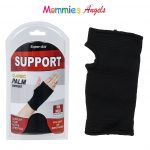 PALM SUPPORT, BLACK