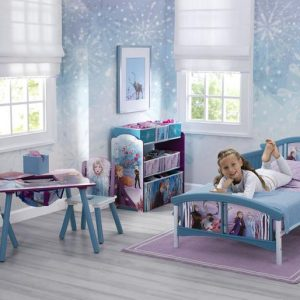 Frozen II Plastic Toddler Bed