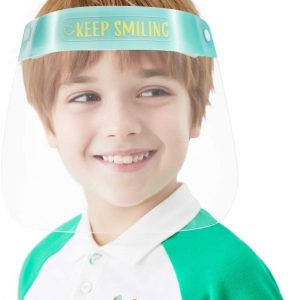 Keep Smiling Face Mask
