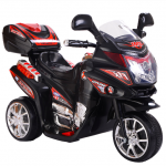 6V Battery Powered Motorcycle Electric Kids Ride On 3 Wheels bicycle