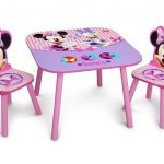 Minnie Mouse Table & Chair Set