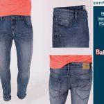 Estivaneli Shadow Blue Skinny Jeans