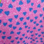 Heart Printed Gown