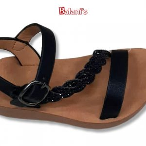 Girls Strap on String Sandal