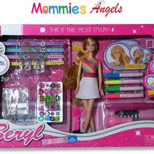 Beryl Fashion Doll