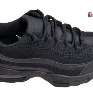 Contact Black Air Drop Sneaker