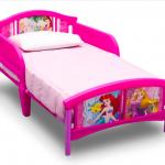 Princess Plastic Toddler Bed