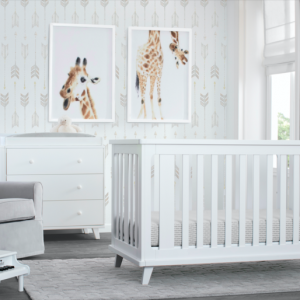 Eva 3-in-1 Crib