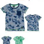 Vizio Boys Flower Print T-Shirt