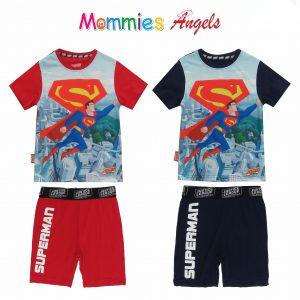 DC Comics Super Friends Boys Superman 2pc Set