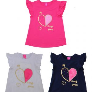 My Heart is Only Yours Girls T-Shirt