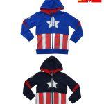 Marvel's Captain America Kids Jacket