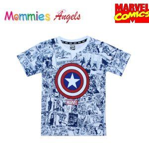 Marvel Comics Captain America Boys T-Shirt
