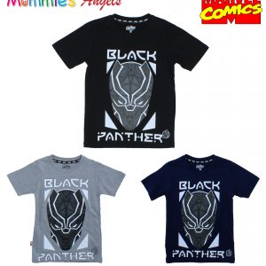 Marvel Black Panther Boys T-Shirts