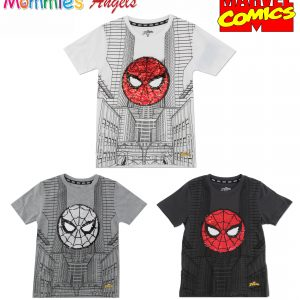 Marvel Spider-Man New York Boys T-Shirt