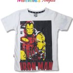 Marvel Iron Man Boys T-Shirts