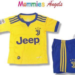 Juventus Kids 2-8 Uniform
