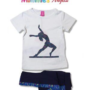 Girls Ballerina 2pc Set+Pant