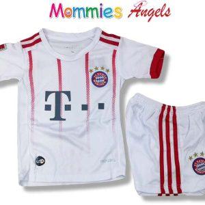 Bayern Munich Kids 2-8 Uniform