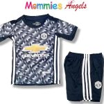 Manchester United Kids 2-8 Uniform