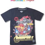Marvels The Avengers Boys T-Shirts