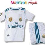 Real Madrid Kids 2-8 Uniform